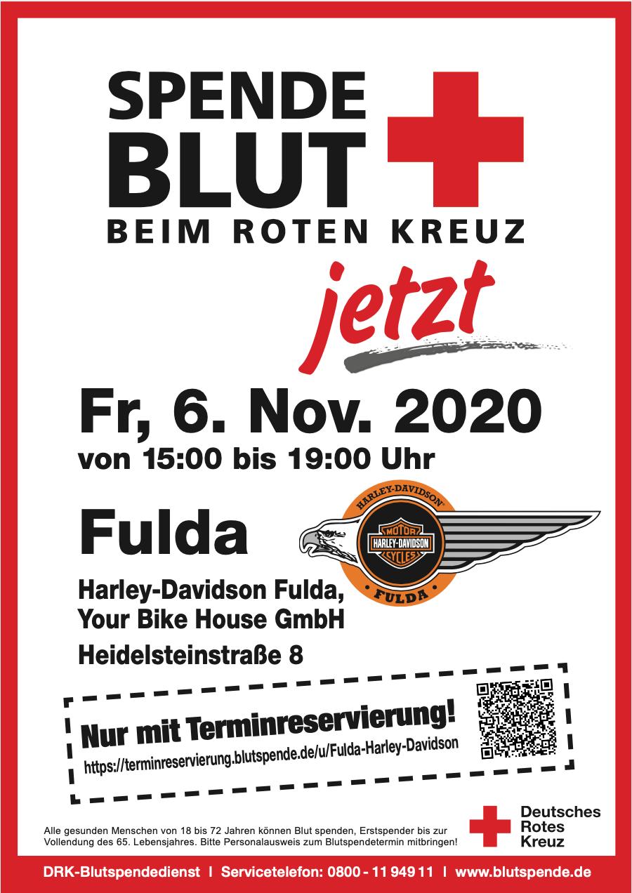 Blutspende Fulda