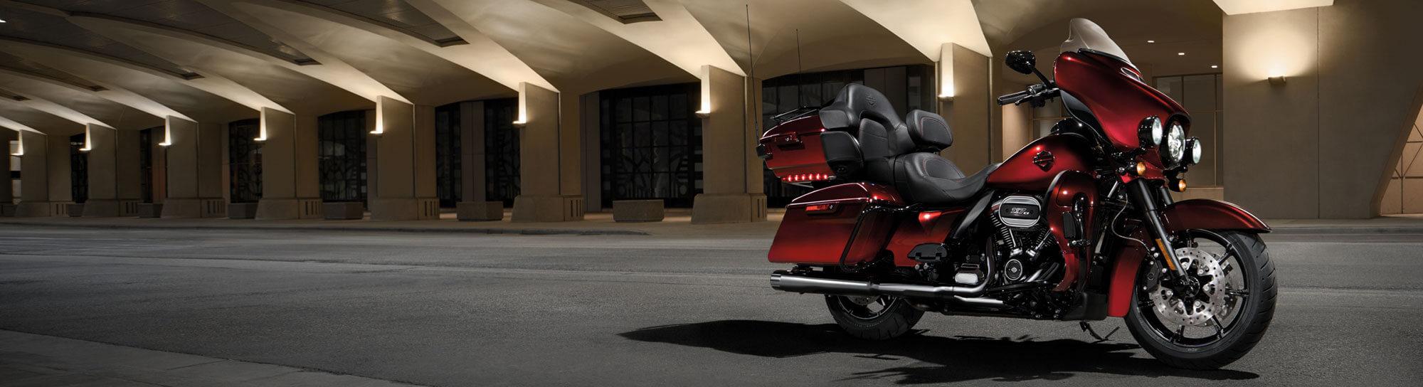 Harley-Davidson CVO Limited 115th Anniversary