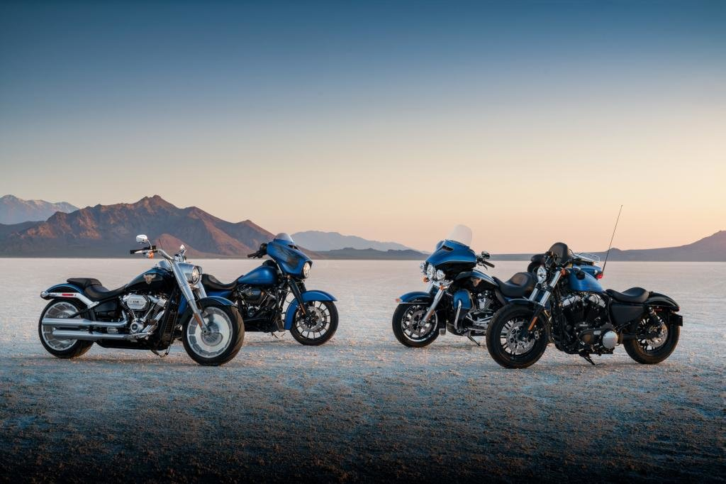 Harley-Davidson Forty Eight 115th Anniversary