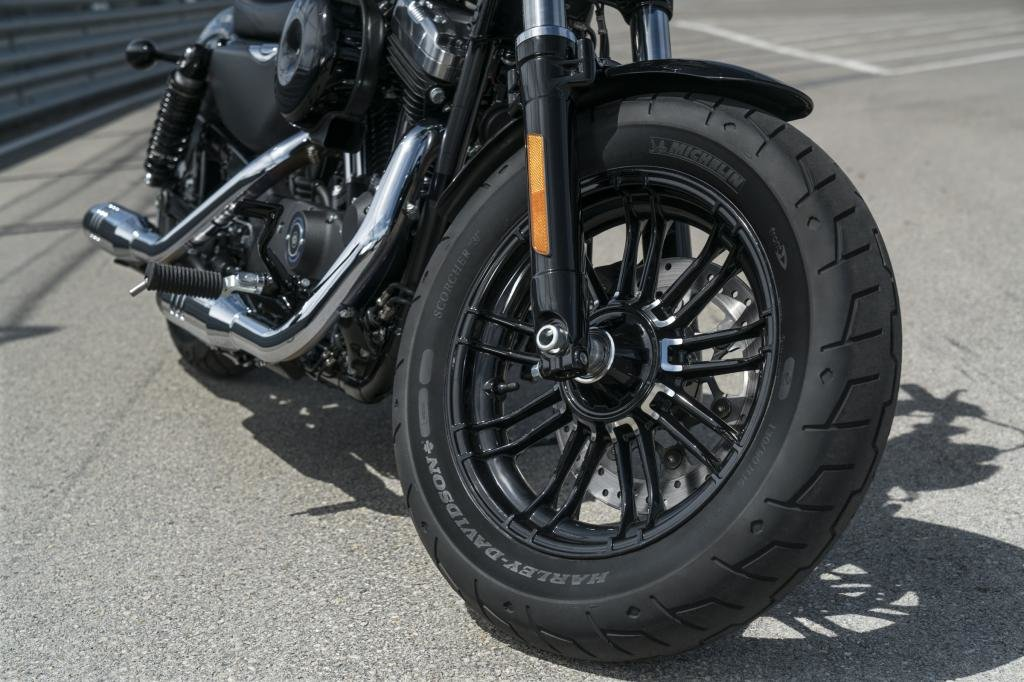 Harley-Davidson Forty-Eight Modelljahr2018
