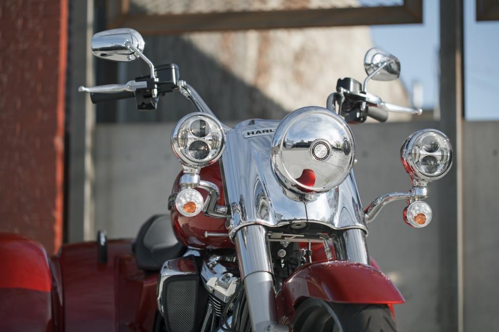 Harley Davidson Freewheeler