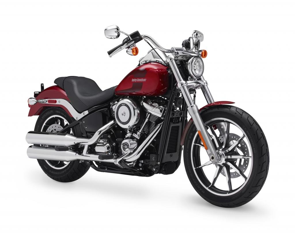 Harley-Davidson Low Ride
