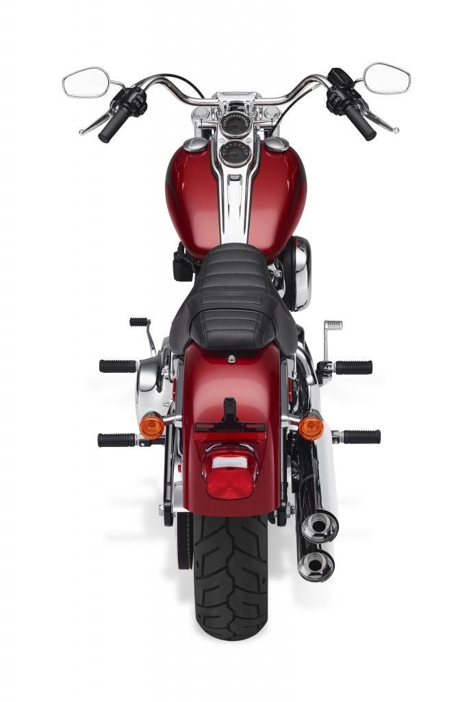 Harley-Davidson Low Ride