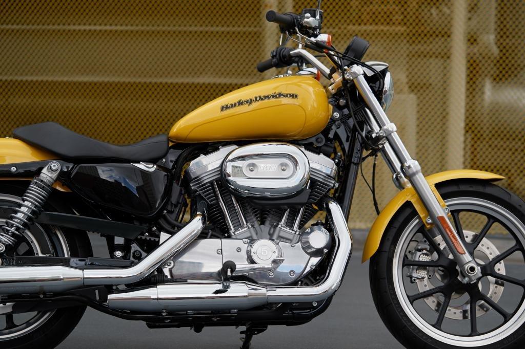 Harley-Davidson Superlow 2018
