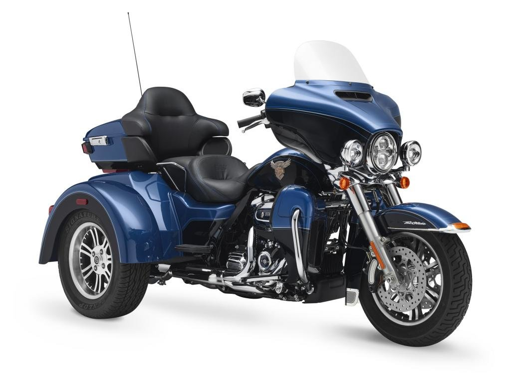 Harley-Davidson Tri Glide Ultra 115th Anniversary