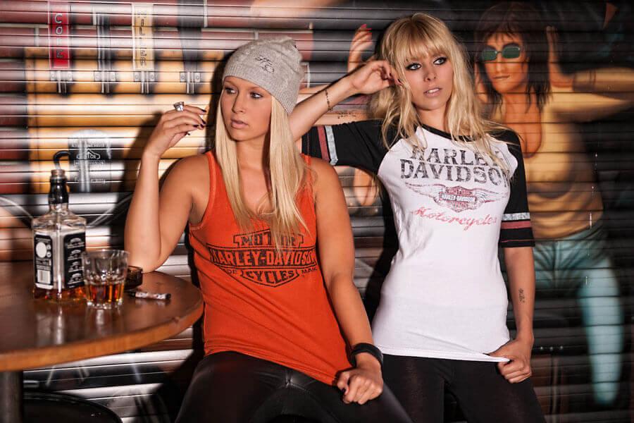 Die Bikerbar bei Harley-Davidson® Fulda